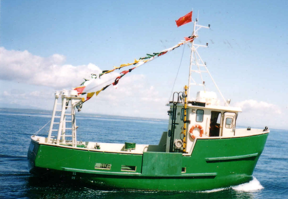 "thesis fisherman and fishing boats ""we build traditional sport-fishing boats used to fish the northeast canyons, so our boats can make long runs and bring you back home."