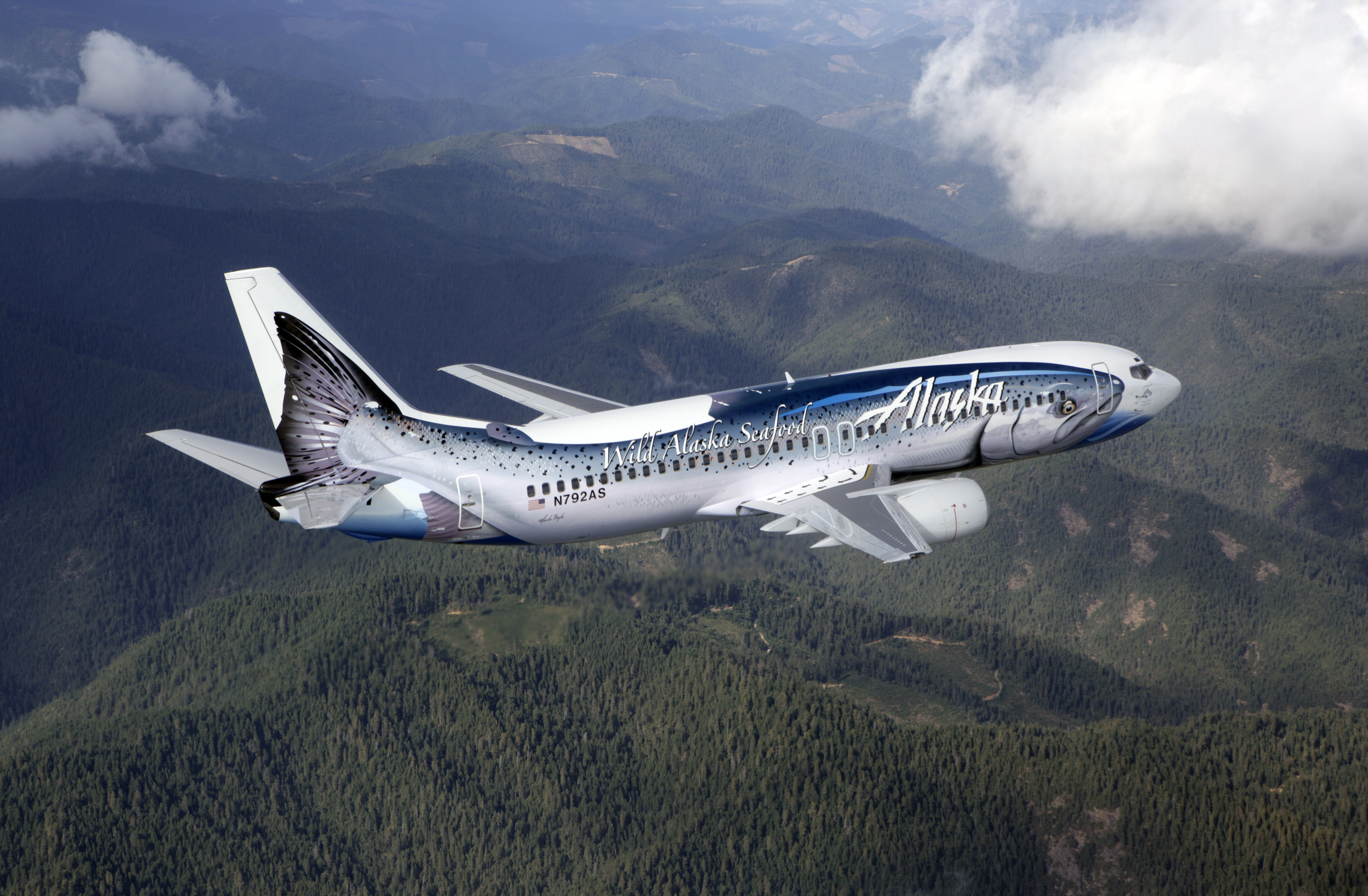 World's Largest Flying Fish Takes To The Skies Again | TheDesignAir