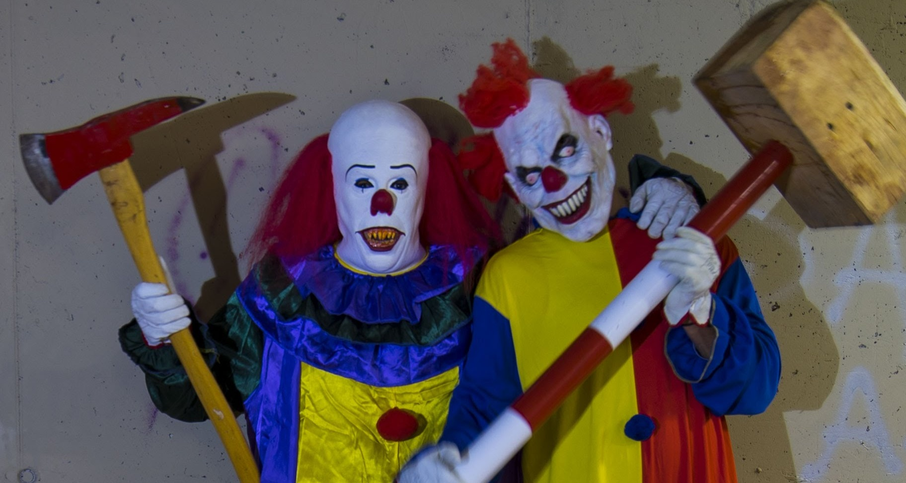 pictures of clowns