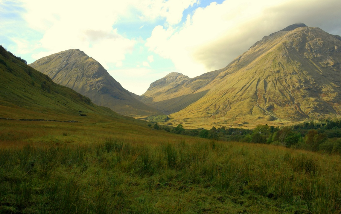 pictures of the scottish highlands