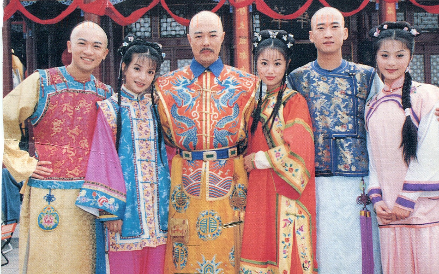 Chinese Traditional Fashion | Remembering Letters and Postcards