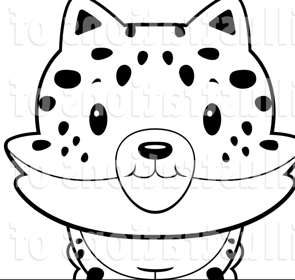 Royalty-Free (RF) Bobcat Clipart Illustration by Cory Thoman - Stock ...