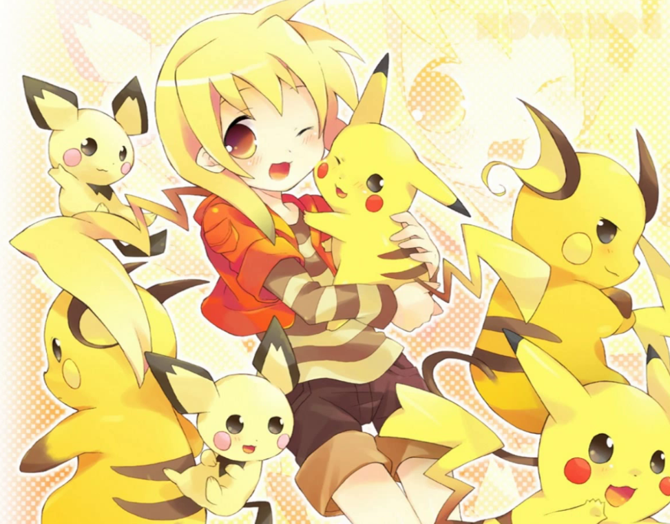Pika Girl by heart-anime on DeviantArt
