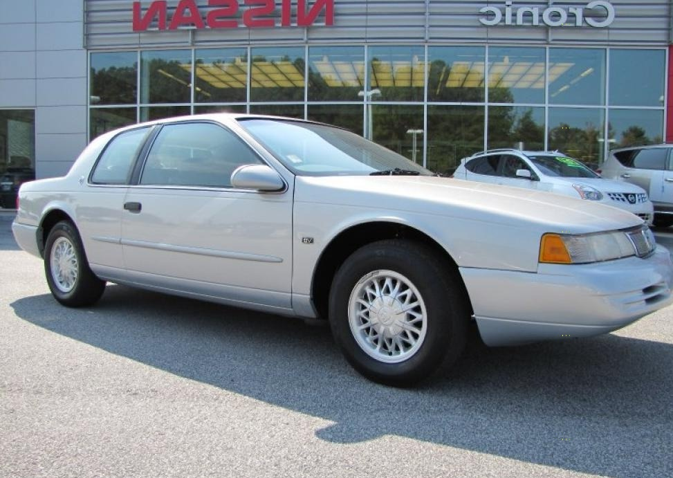 1994 Mercury Cougar XR7 | CarLotBot.com - Car #285530