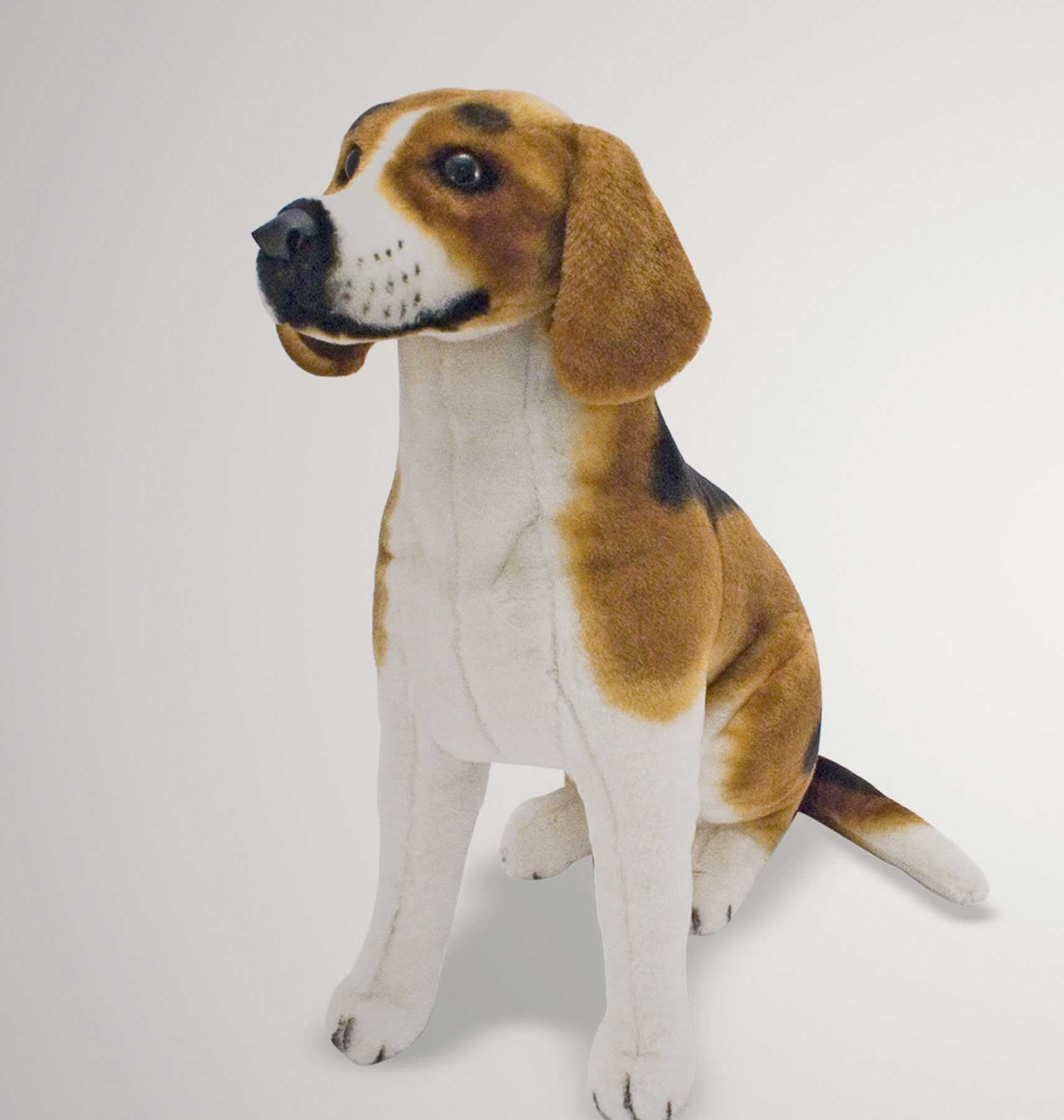 Melissa and Doug Beagle Dog Giant Stuffed Animal