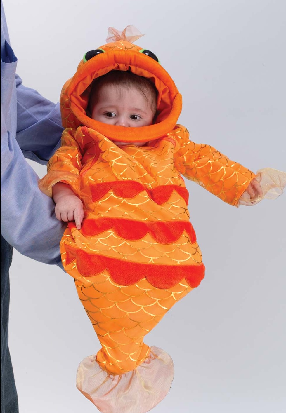 Baby Fish Bunting Costume - Animal Costumes - 15fw8663