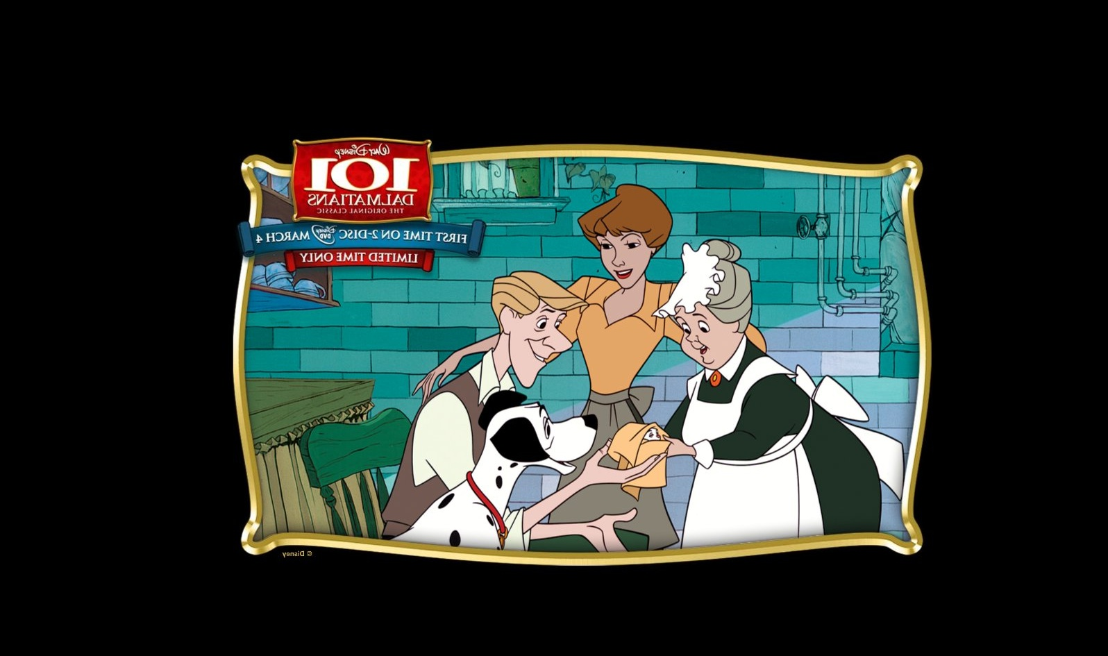 101 Dalmatians is a free screensaver featuring images from the well ...